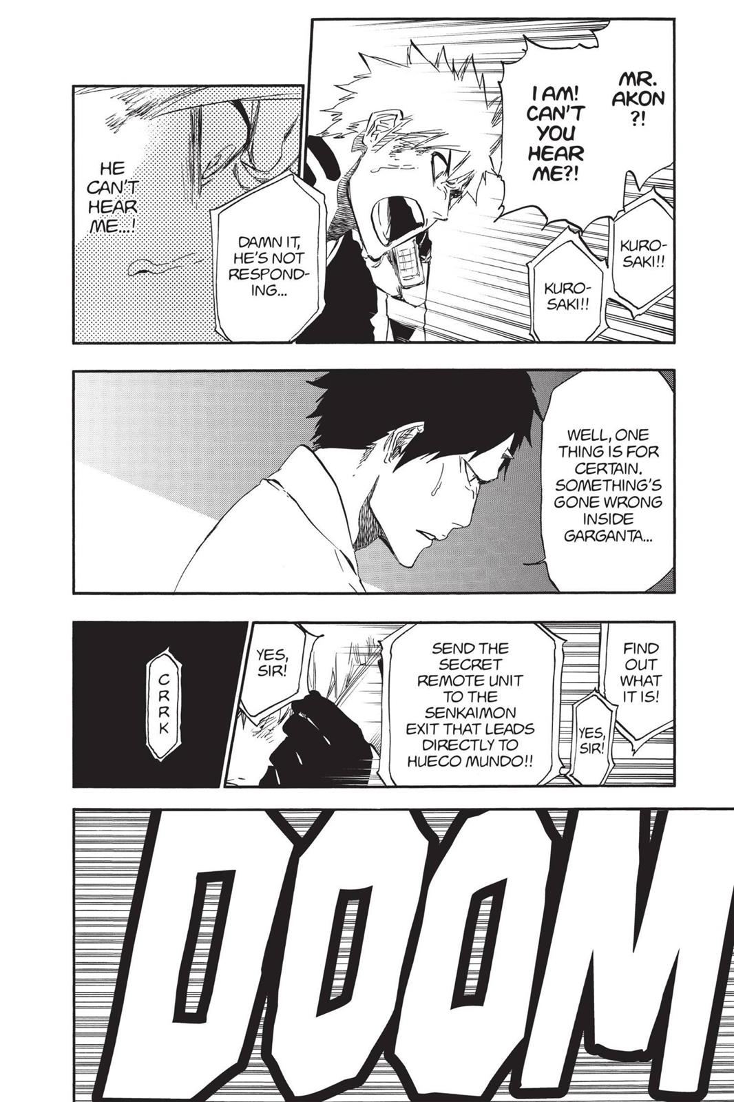 Bleach, Chapter 500 image 014