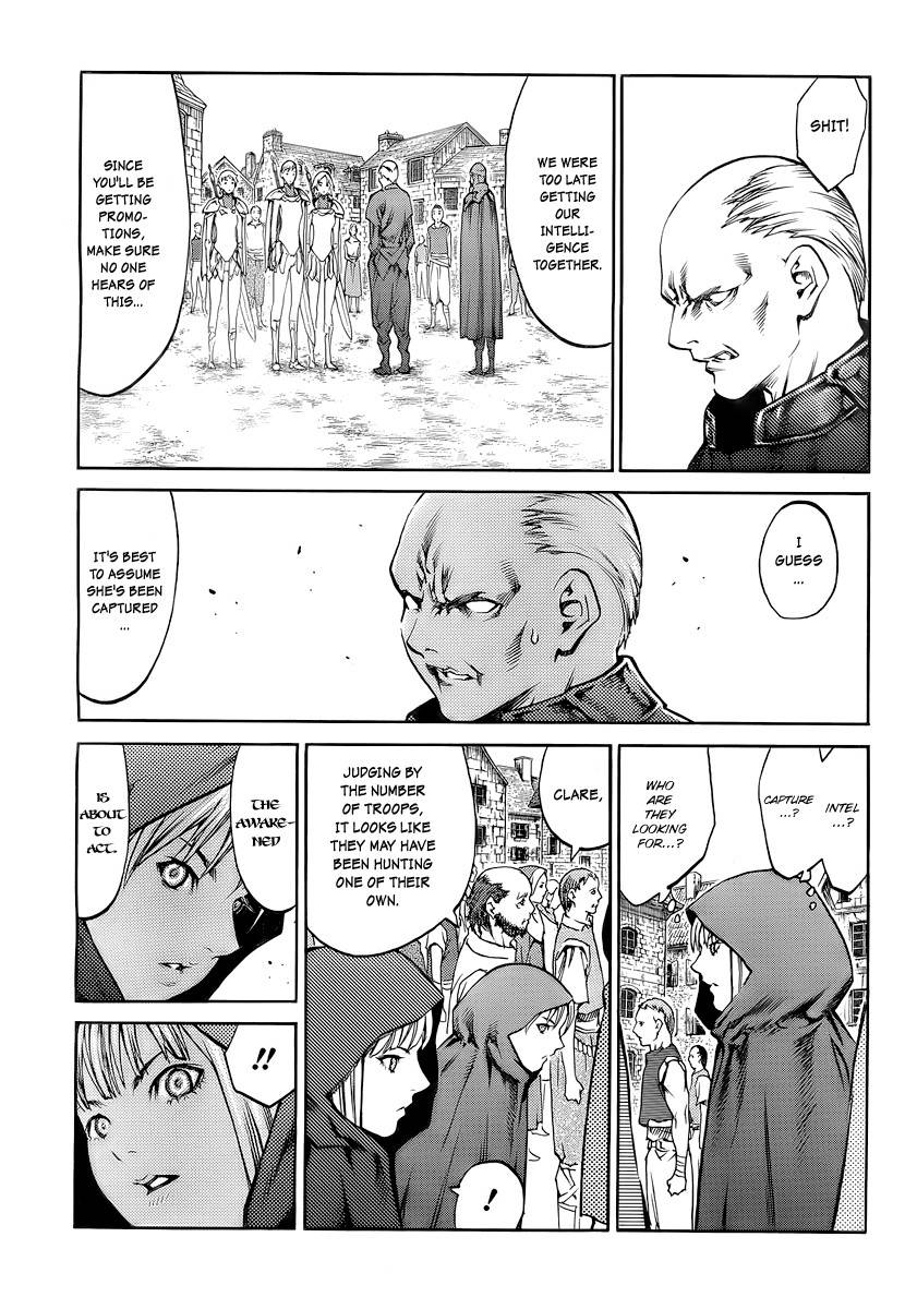 Claymore, Chapter 83 image 012
