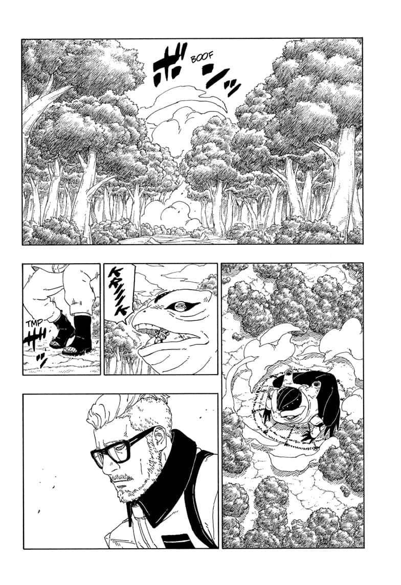 Boruto Manga, Chapter 44 image 012