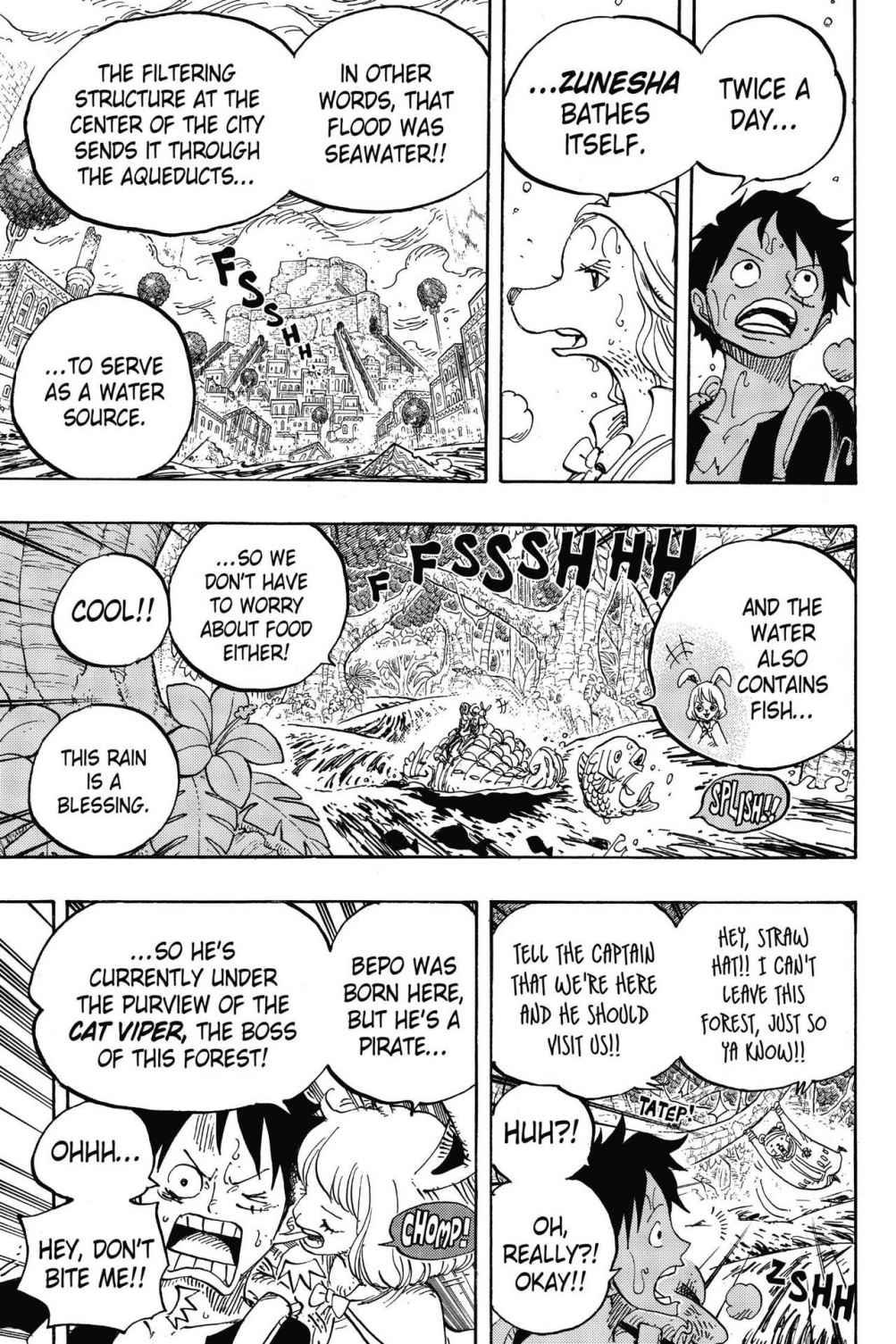 One Piece, Chapter 806 image 005