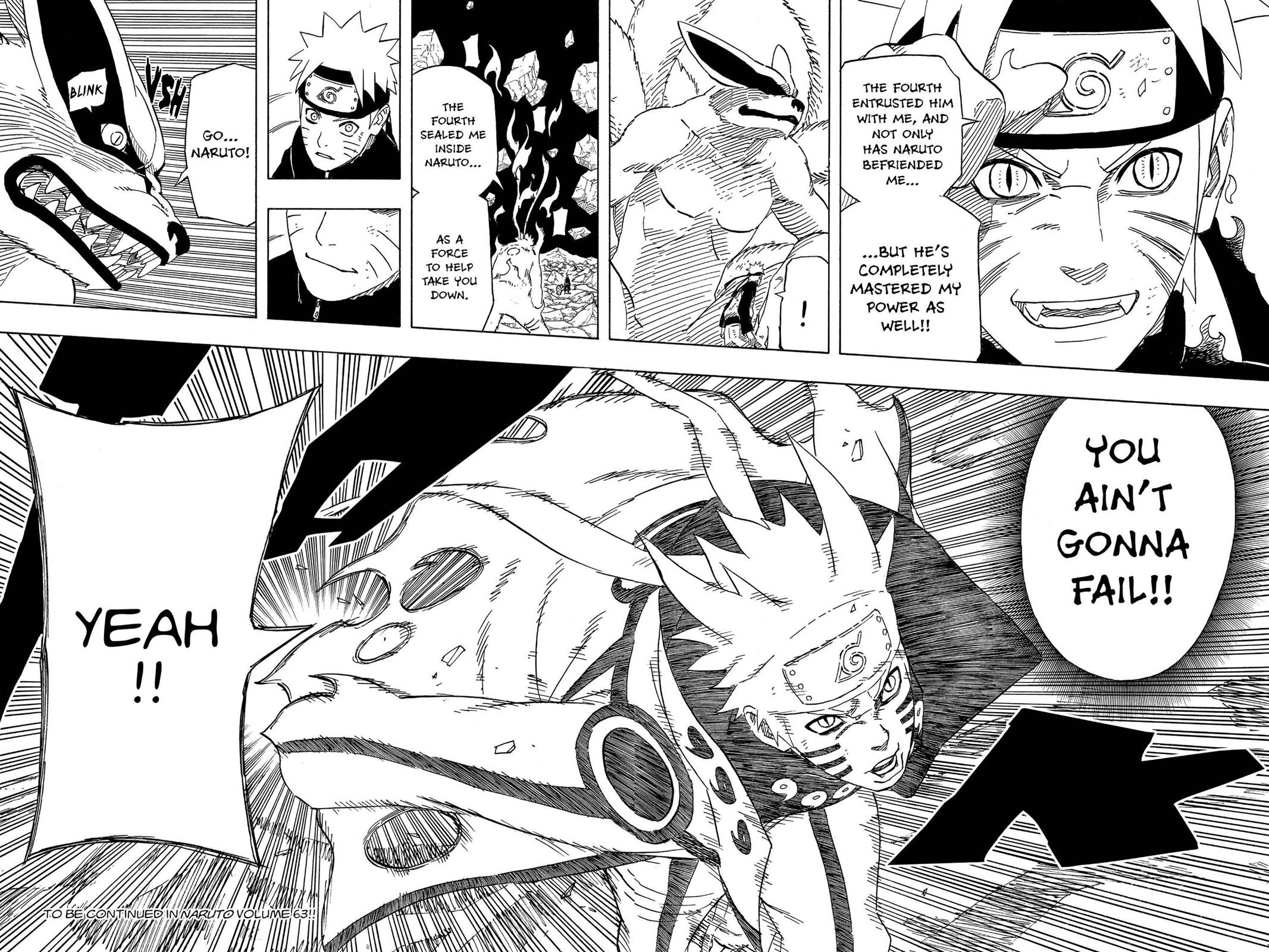 Naruto, Chapter 597 image 019