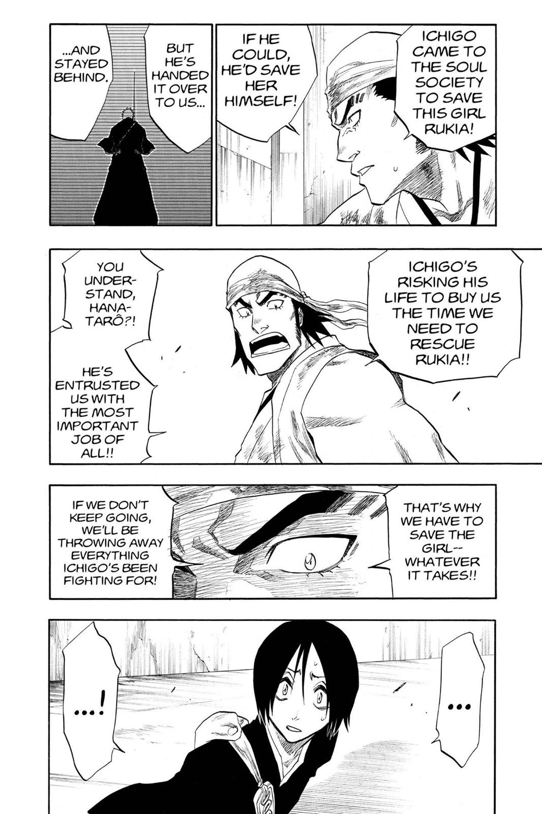 Bleach, Chapter 105 image 002