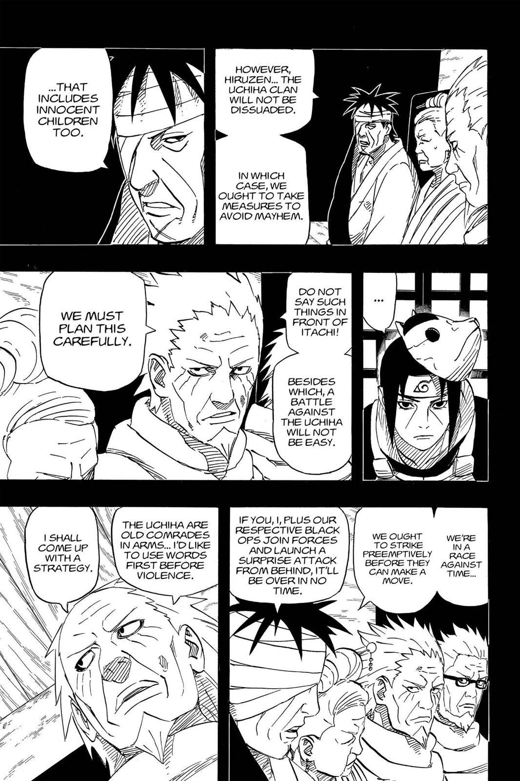 Naruto, Chapter 590 image 007