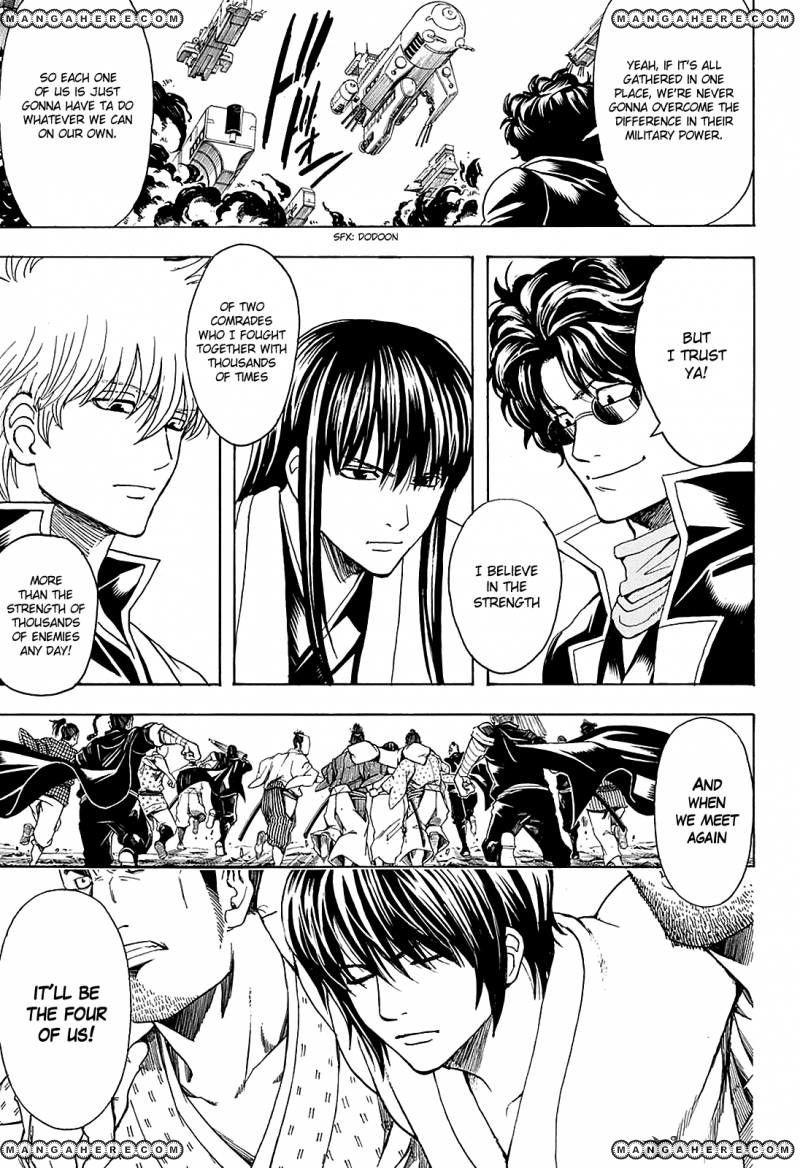 Gintama Chapter, 561 image 009