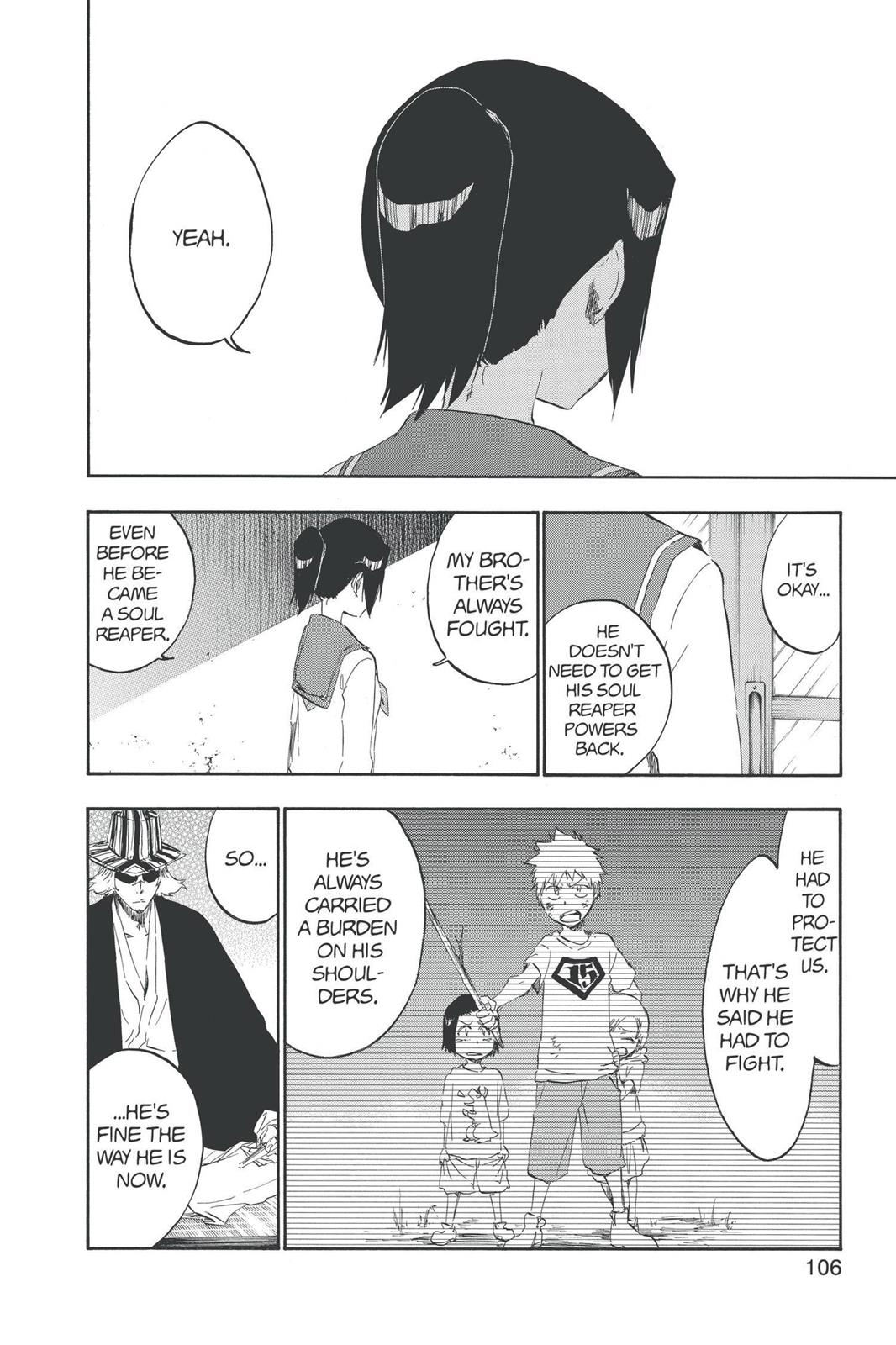 Bleach, Chapter 428 image 016