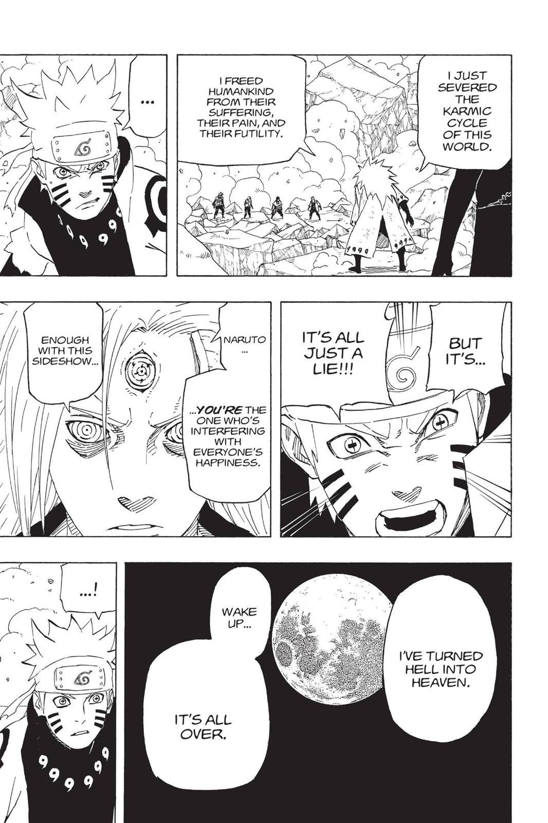 Naruto, Chapter 678 image 013