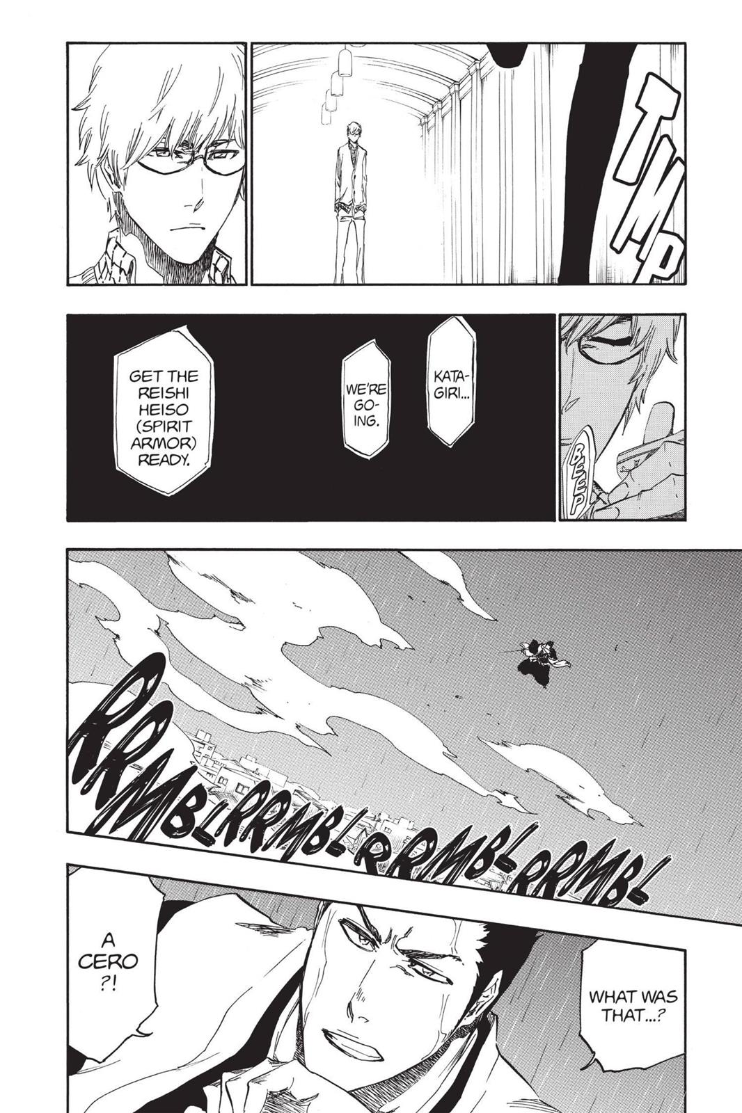 Bleach, Chapter 531 image 020