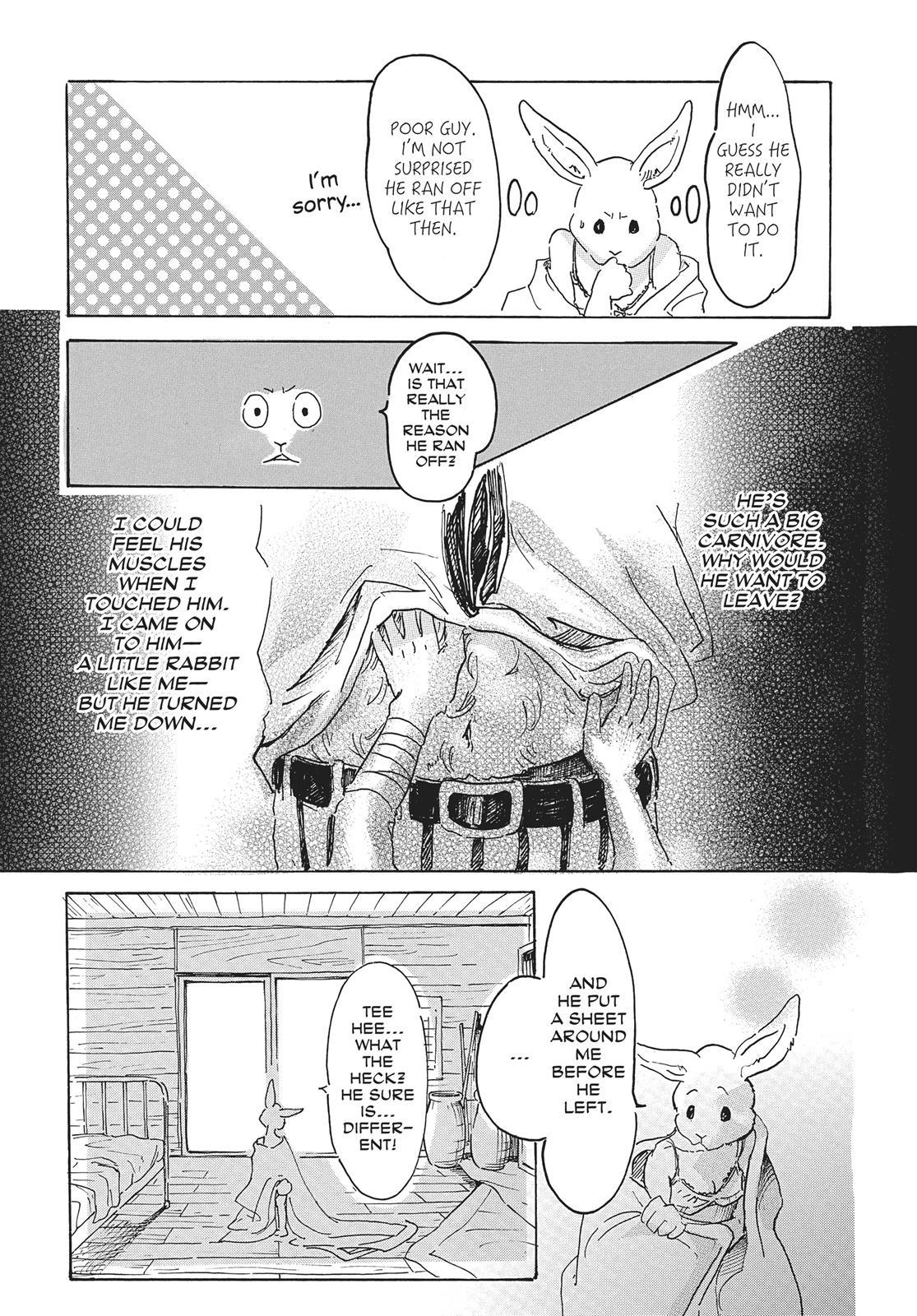 Beastars Manga, Chapter 9 image 007