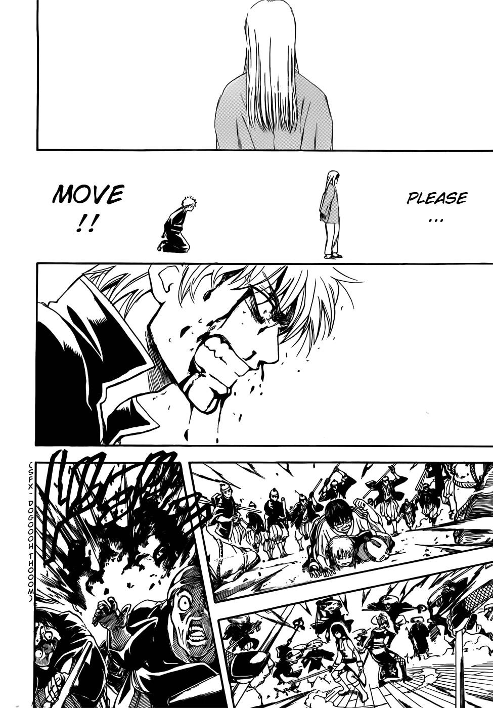 Gintama Chapter, 393 image 018