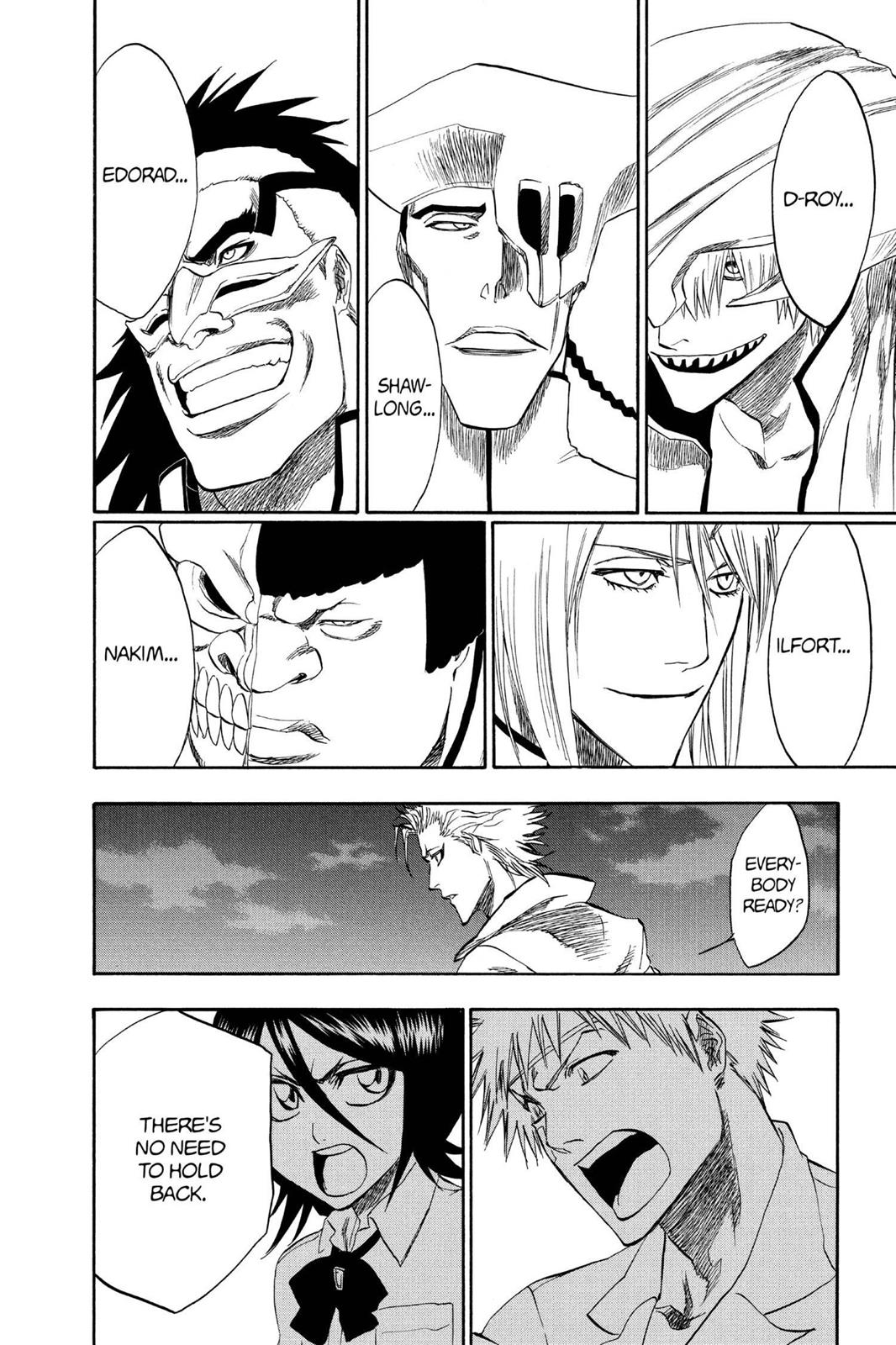 Bleach, Chapter 199 image 018
