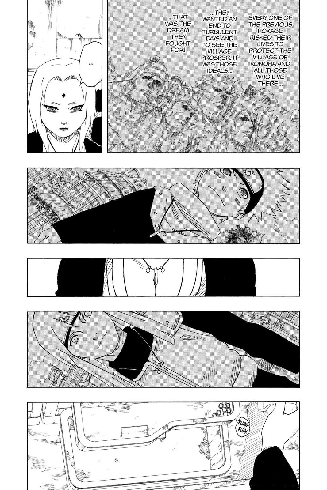 Naruto, Chapter 161 image 006