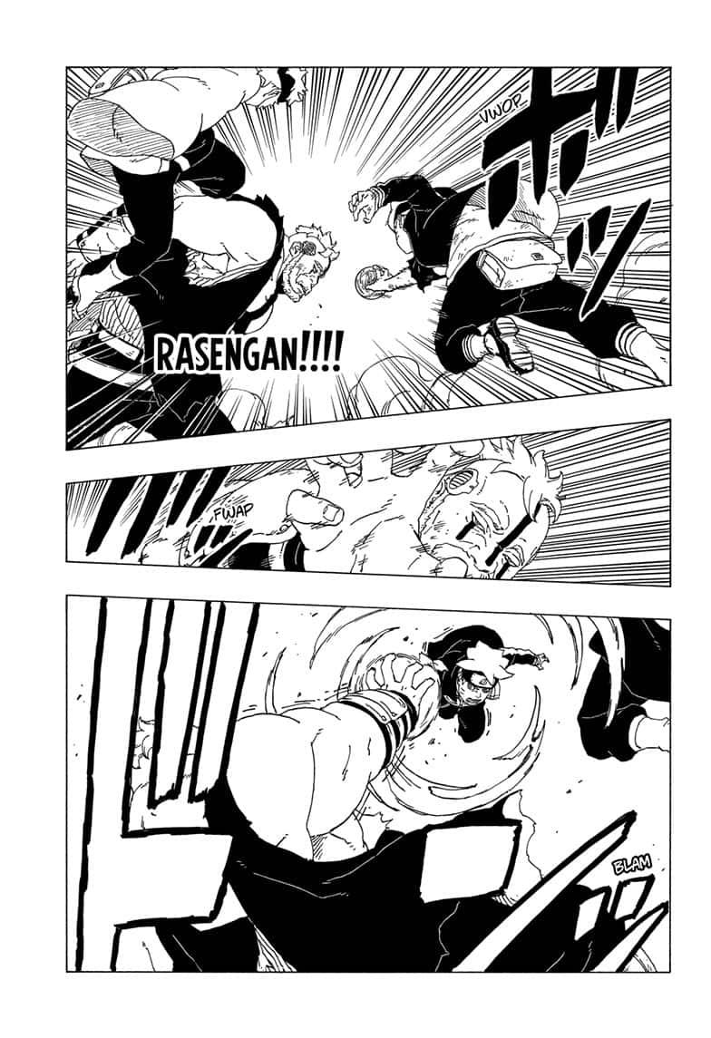 Boruto Manga, Chapter 42 image 010