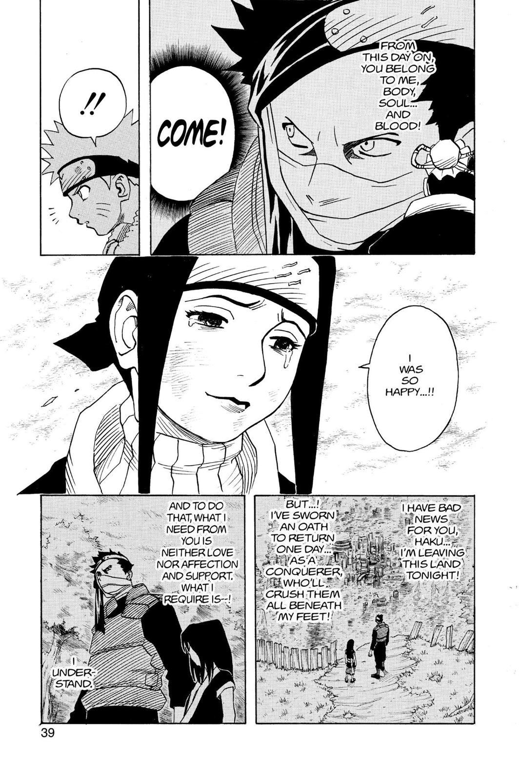 Naruto, Chapter 29 image 013