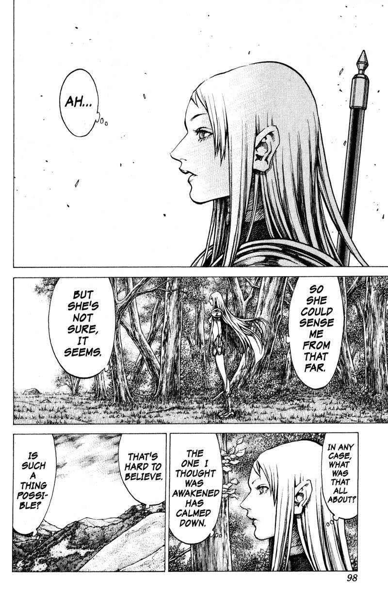 Claymore, Chapter 30 image 029
