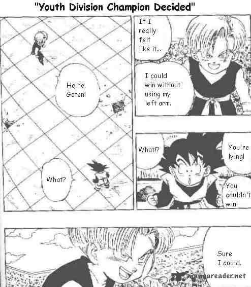 Dragon Ball, Chapter 436 image 001