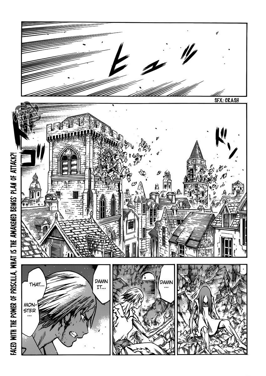 Claymore, Chapter 131 image 001