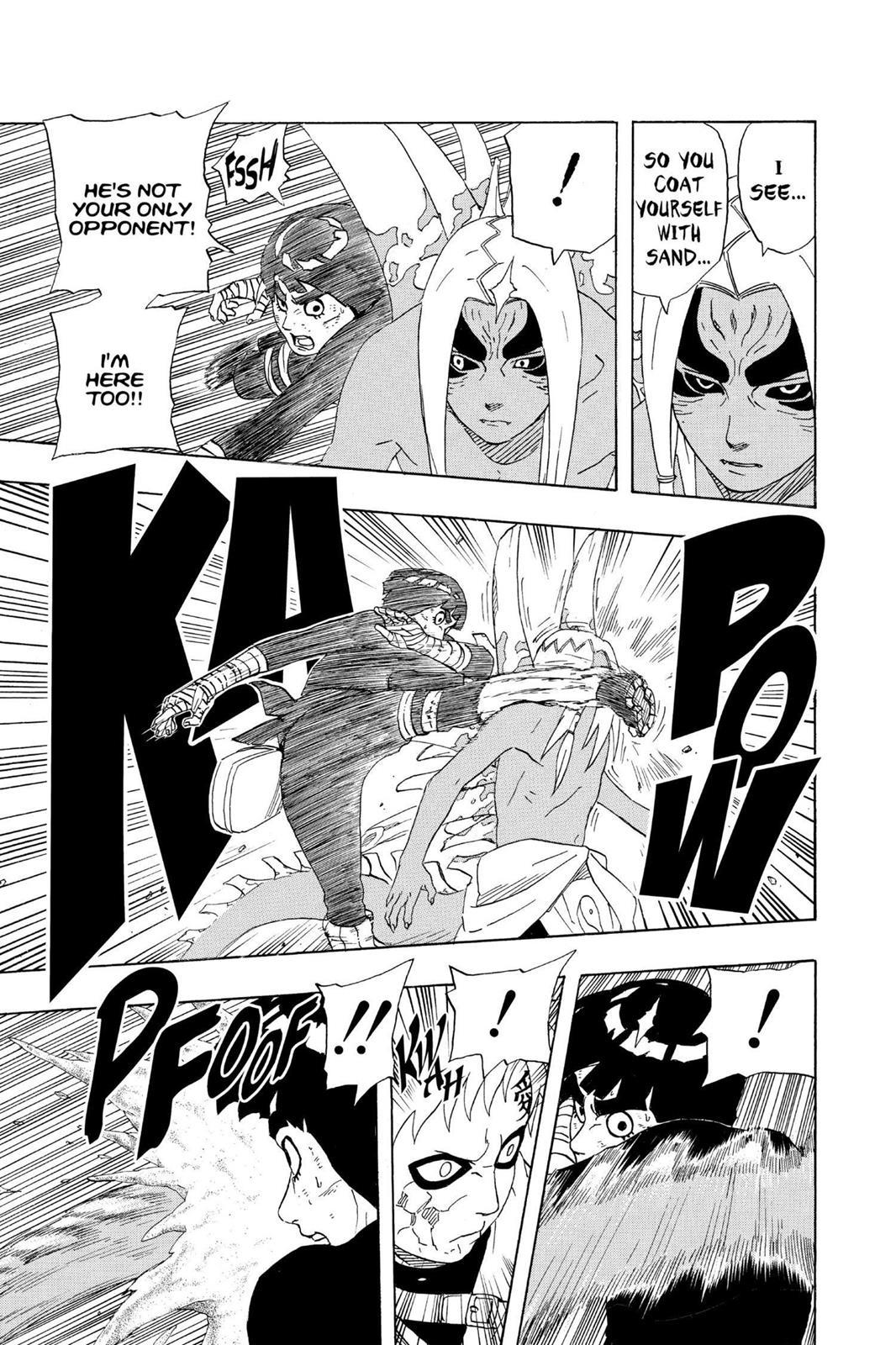 Naruto, Chapter 216 image 007
