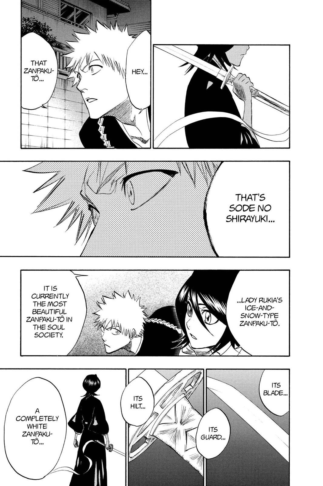 Bleach, Chapter 202 image 003
