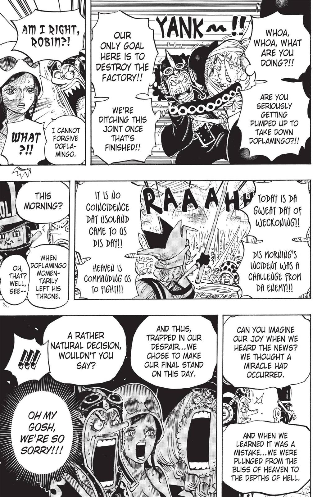 One Piece, Chapter 728 image 017