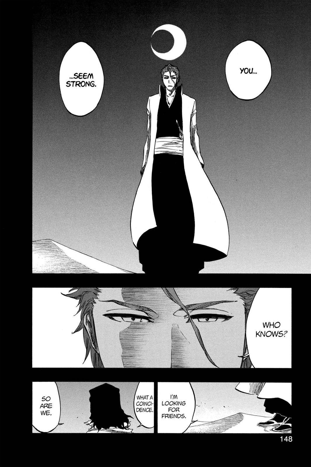 Bleach, Chapter 375 image 002