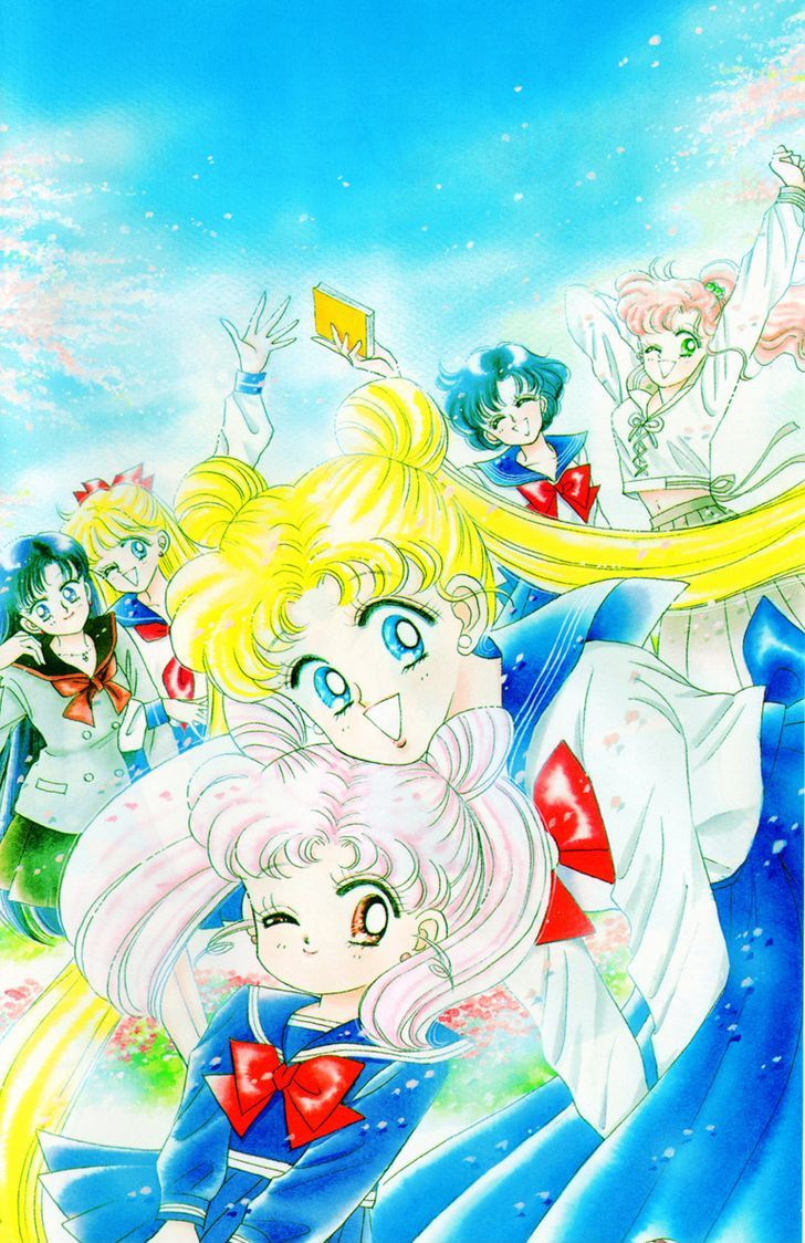Sailor Moon, Cahpter 12 image 002
