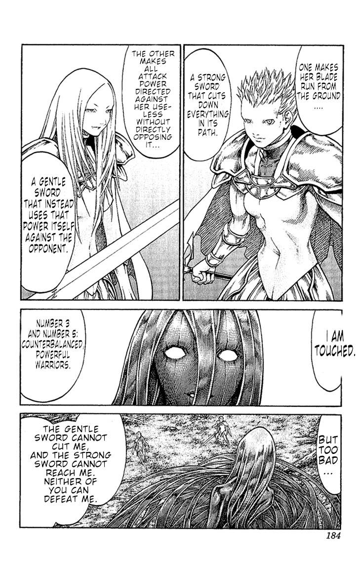 Claymore, Chapter 69 image 024