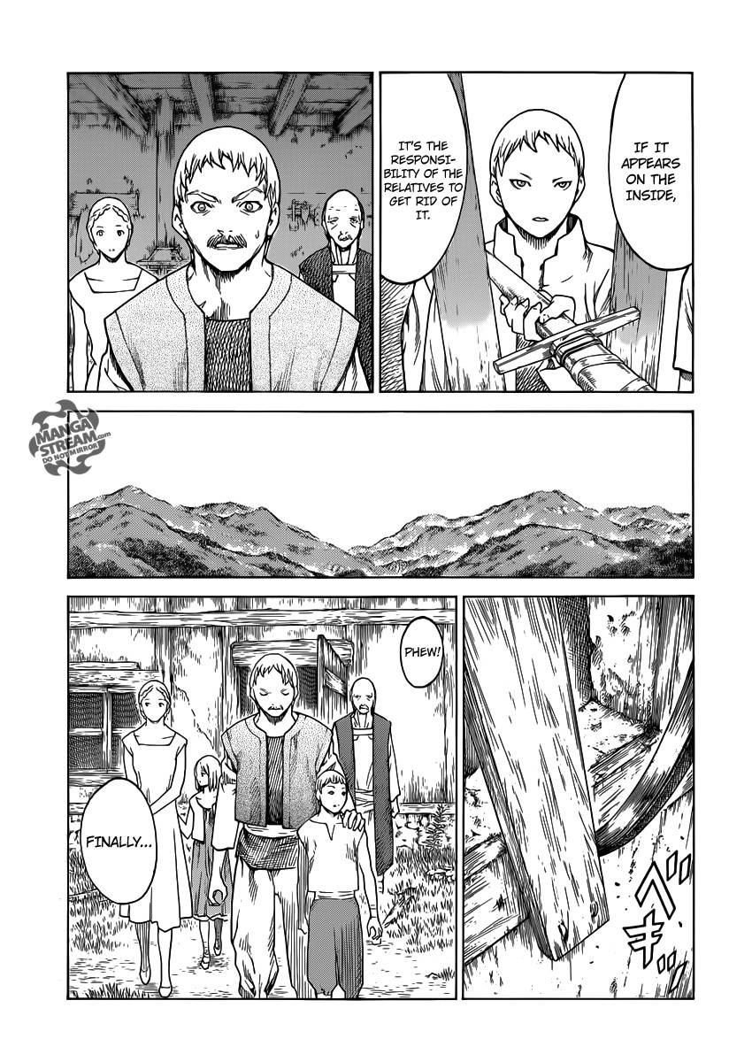 Claymore, Chapter 135 image 007