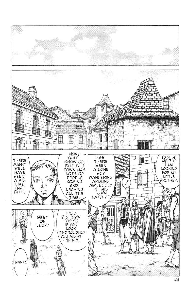 Claymore, Chapter 41 image 007