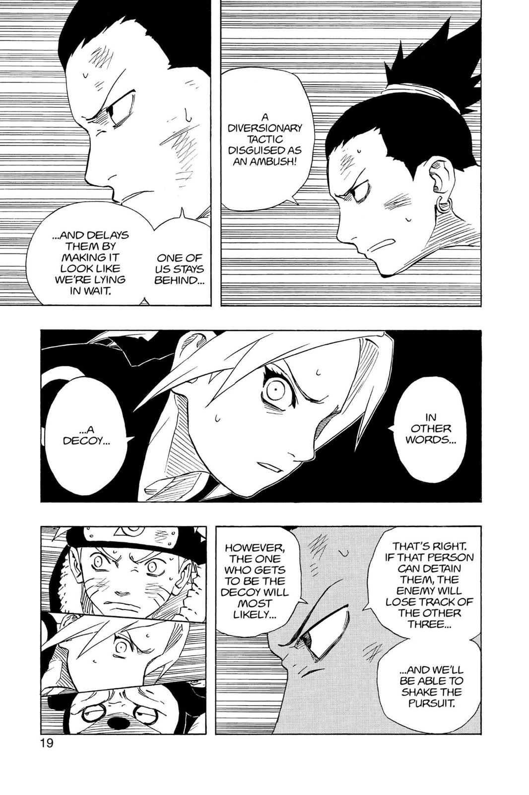Naruto, Chapter 118 image 020