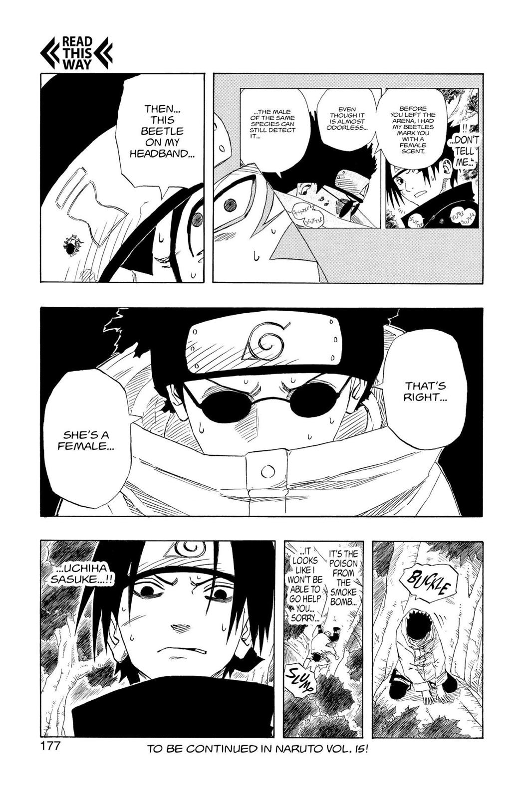 Naruto, Chapter 126 image 019