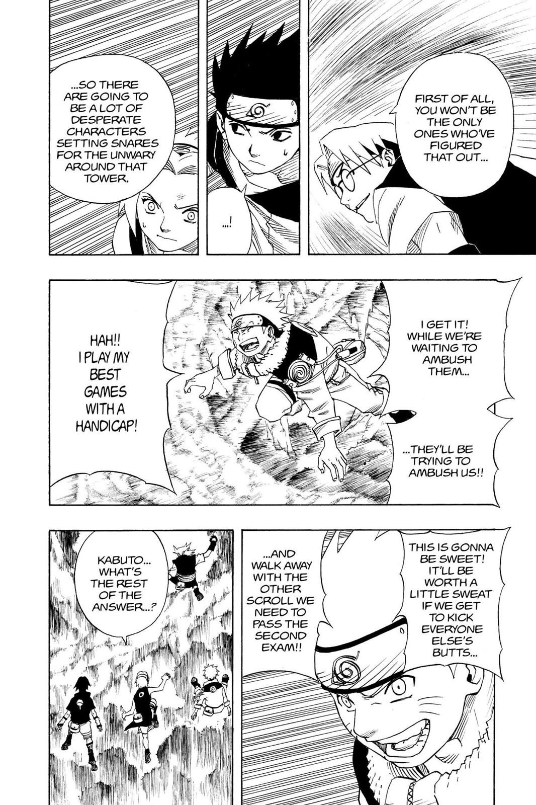 Naruto, Chapter 61 image 008