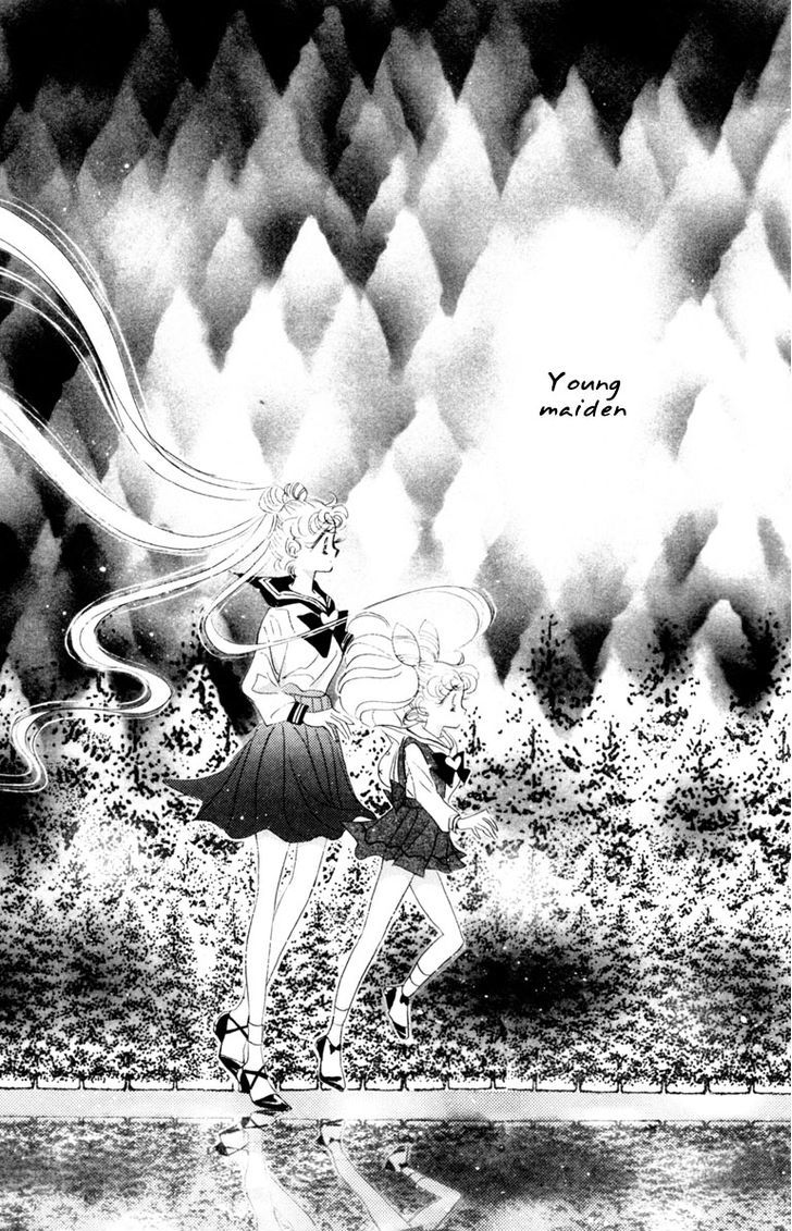 Sailor Moon, Cahpter 38 image 053