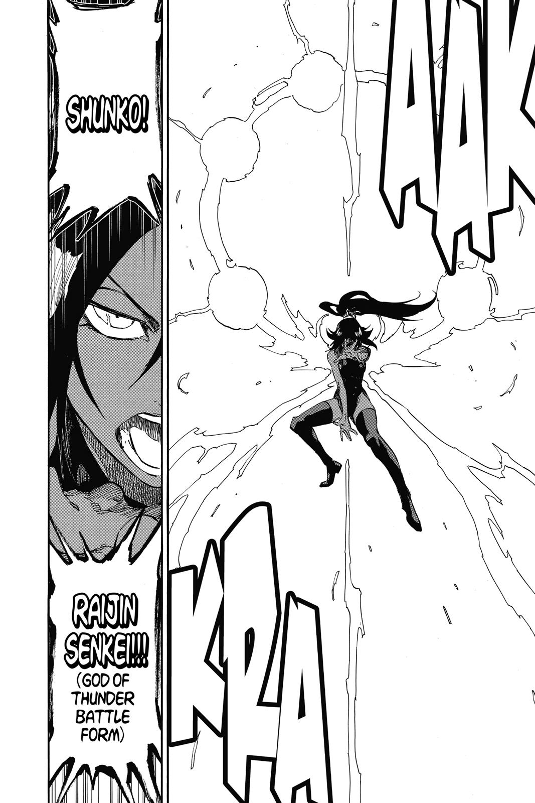 Bleach, Chapter 656 image 016