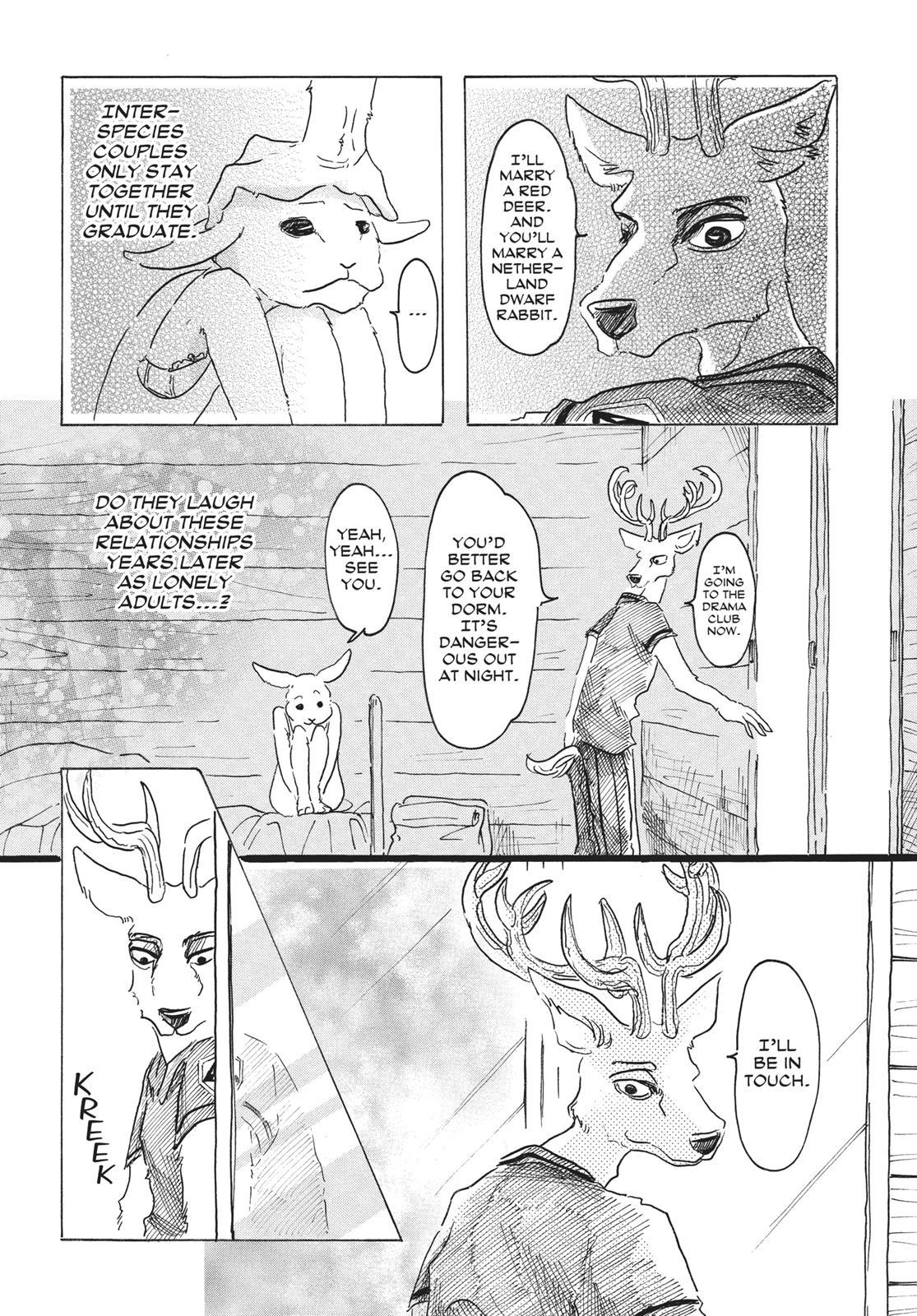 Beastars Manga, Chapter 26 image 024