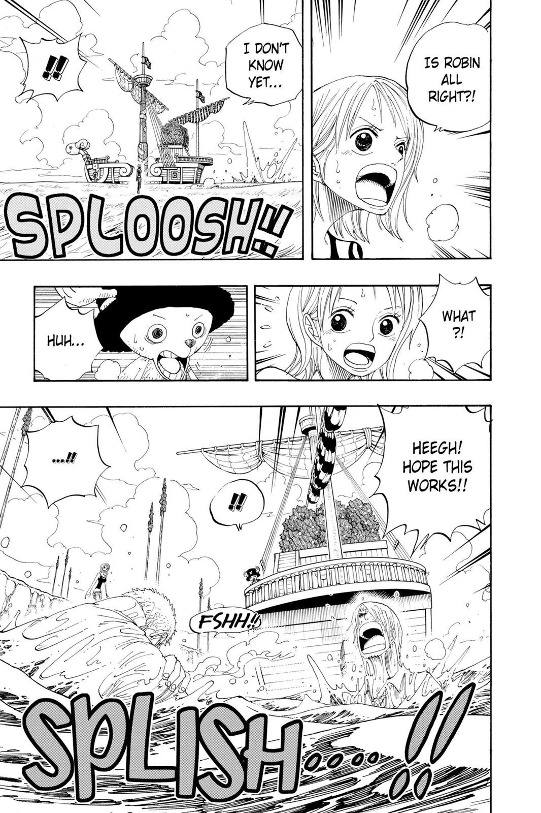 One Piece, Chapter 321 image 005