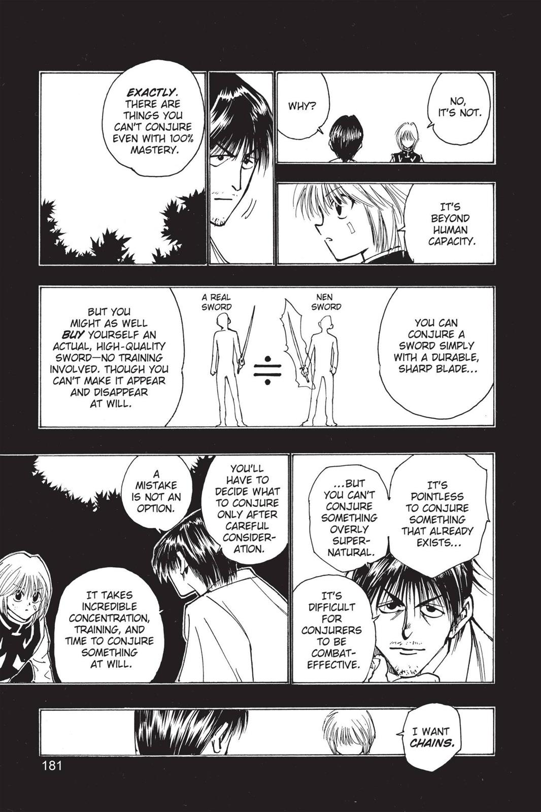 Hunter X Hunter, Chapter 83 image 009