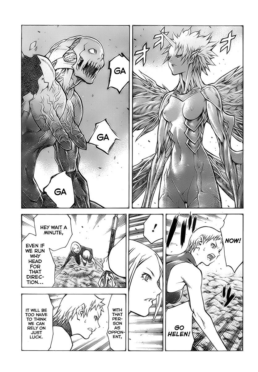 Claymore, Chapter 103 image 002