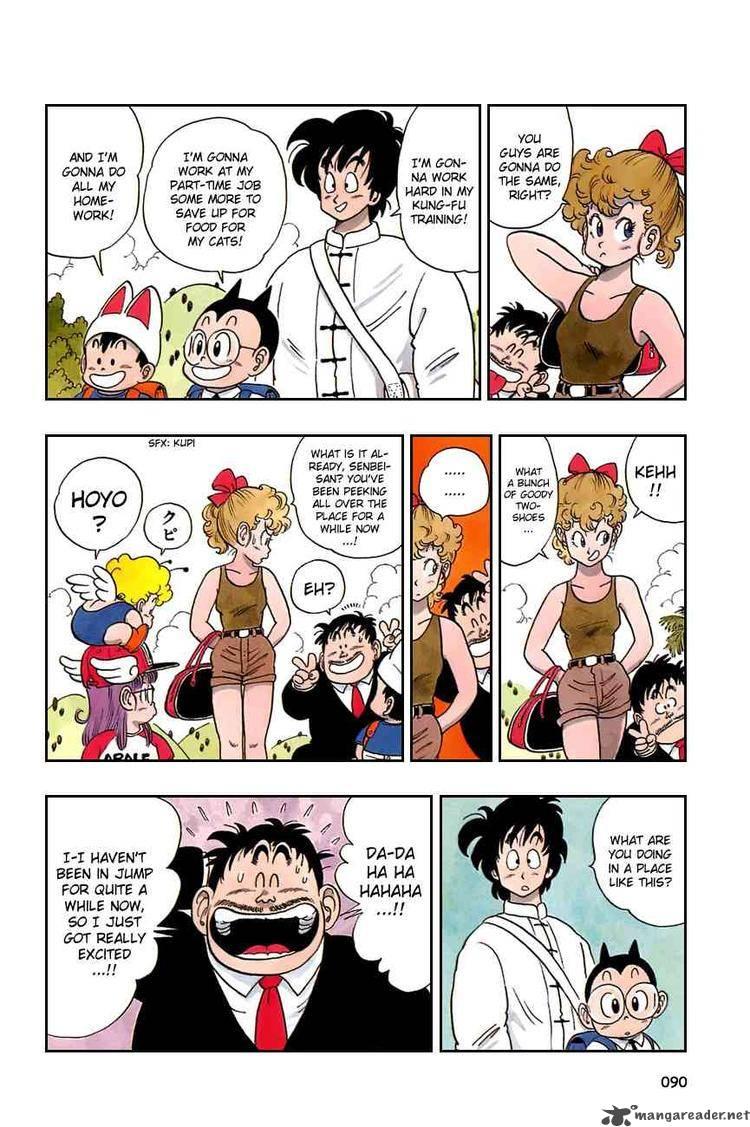 Dragon Ball, Chapter 81 image 002