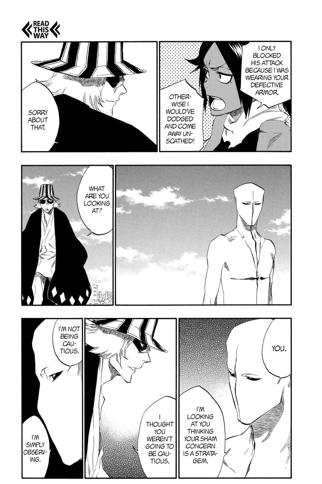 Bleach, Chapter 405 image 013