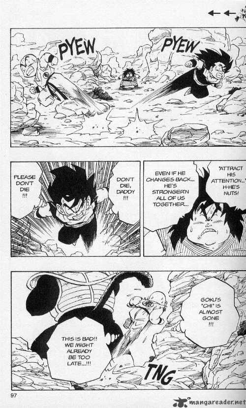 Dragon Ball, Chapter 235 image 011