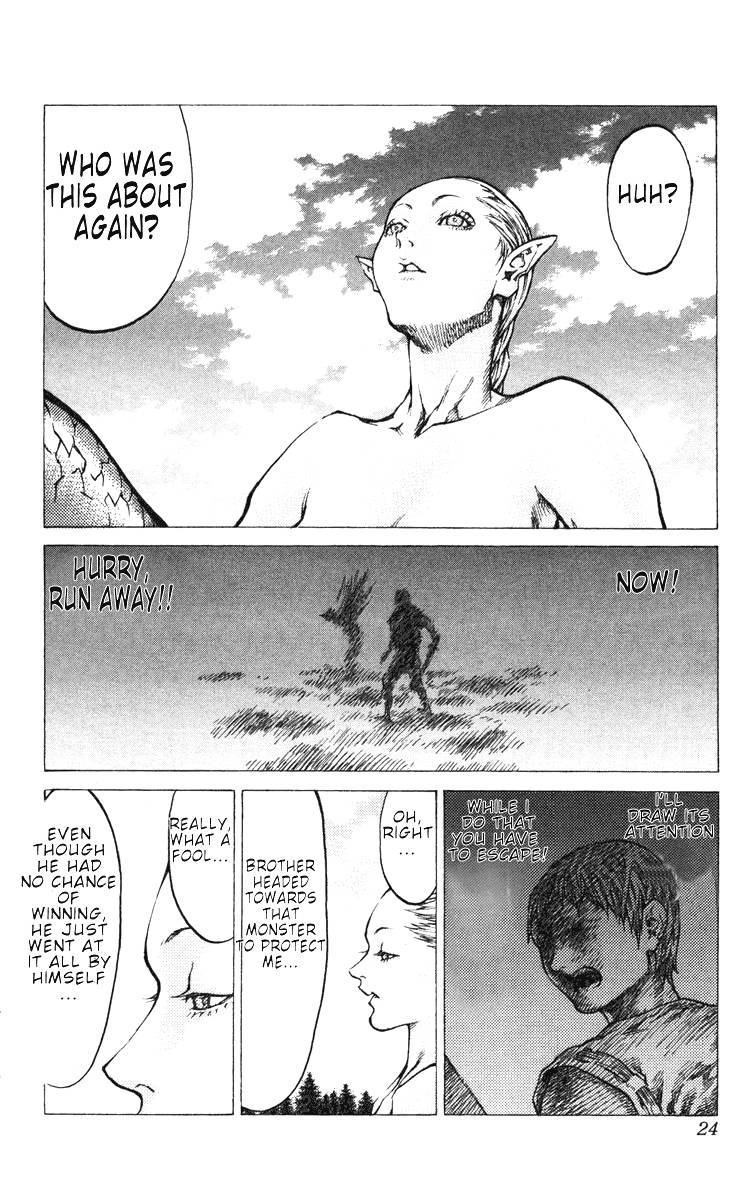 Claymore, Chapter 40 image 024