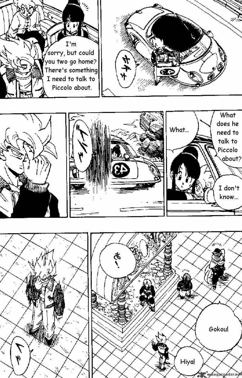 Dragon Ball, Chapter 392 image 012