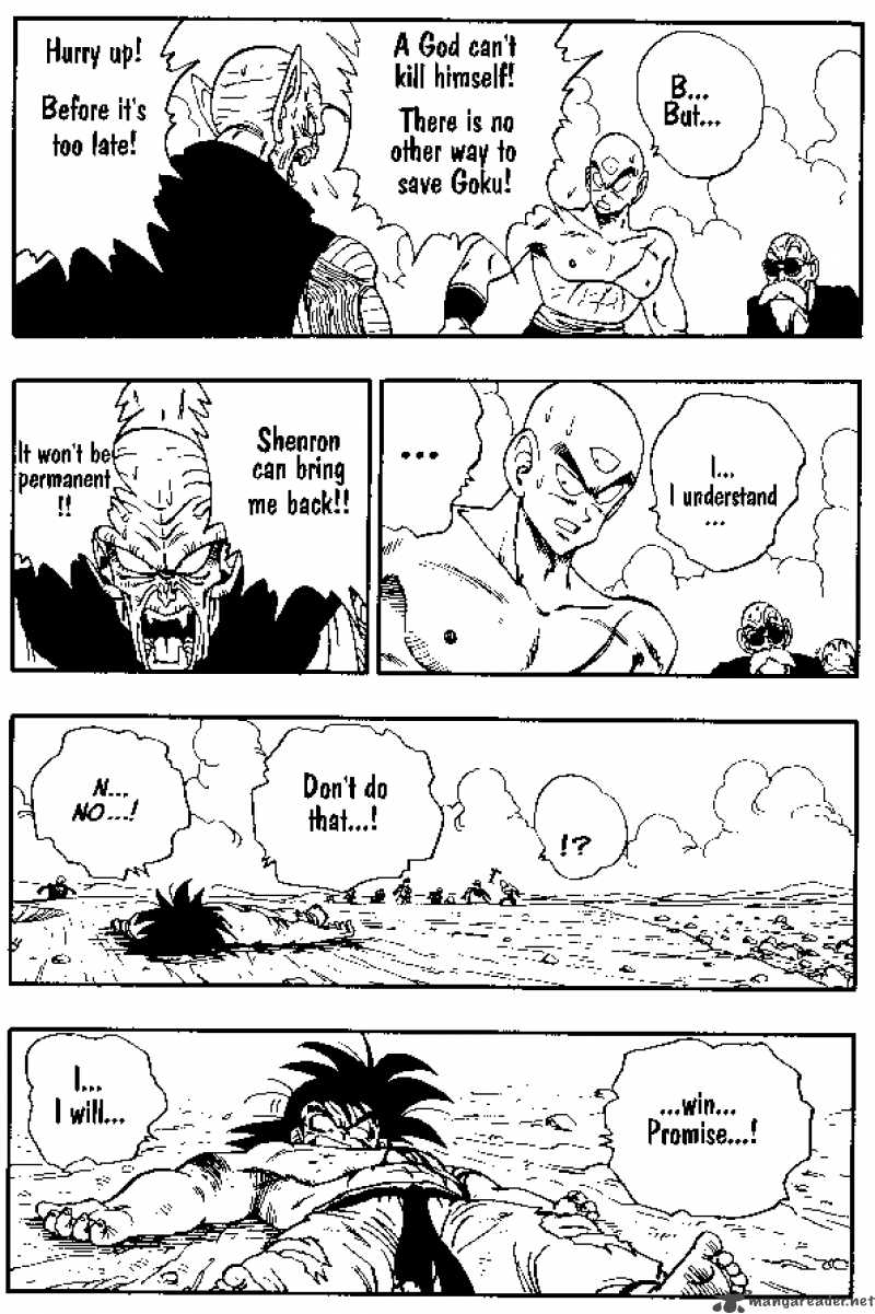 Dragon Ball, Chapter 192 image 013