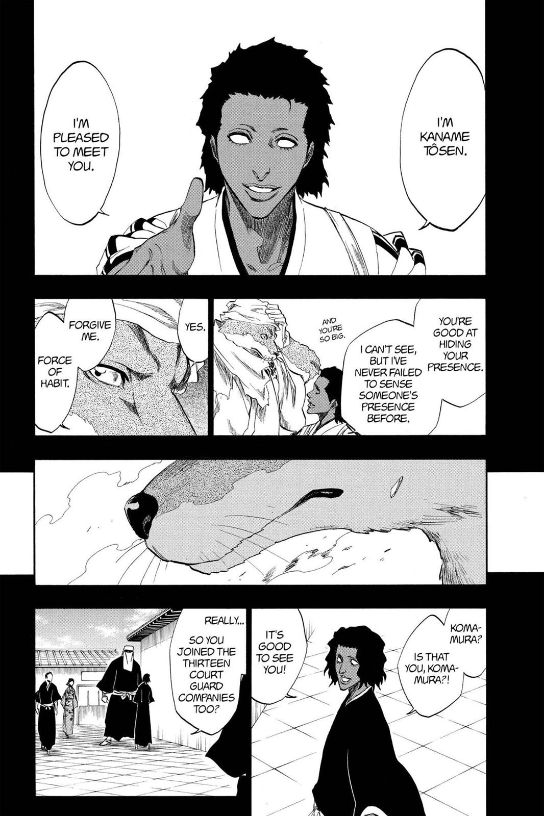 Bleach, Chapter 176 image 003