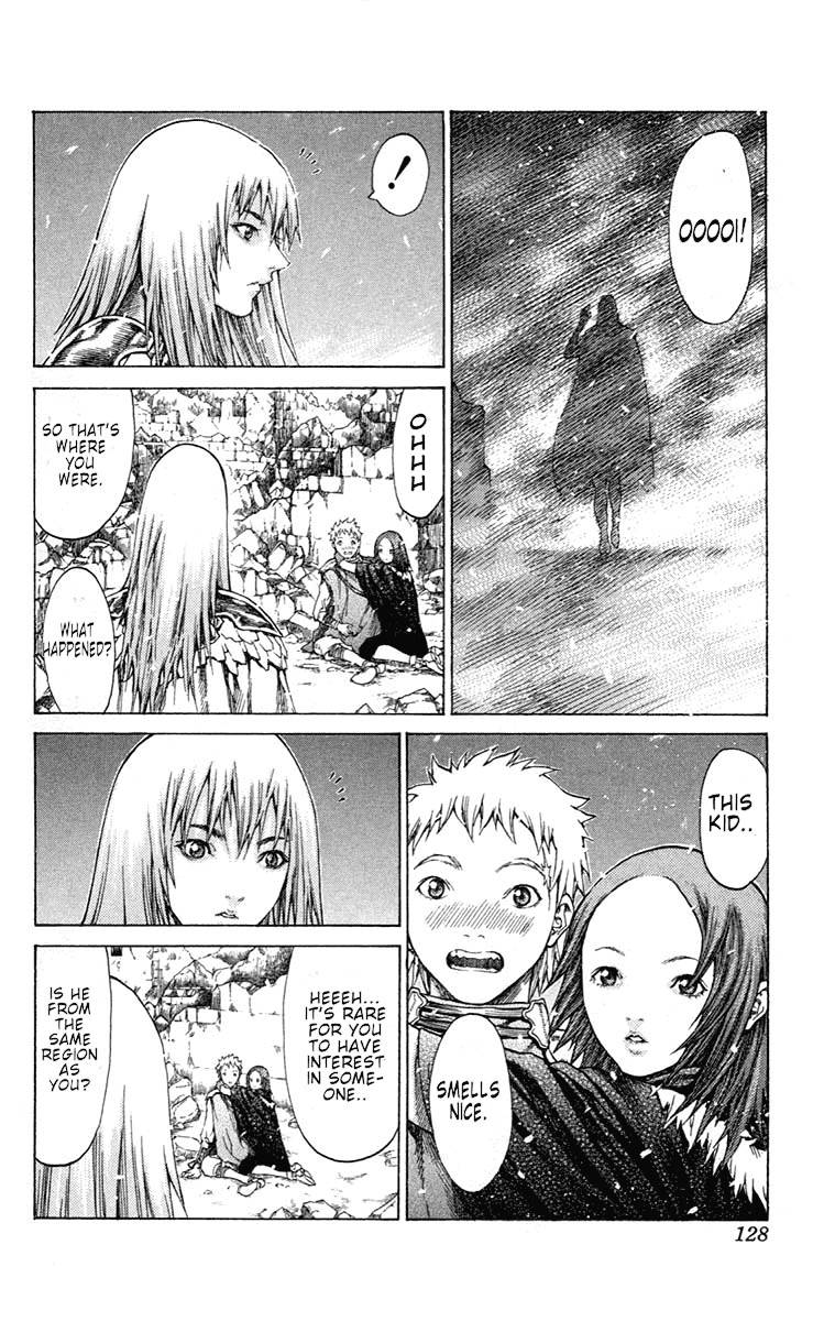 Claymore, Chapter 55 image 026