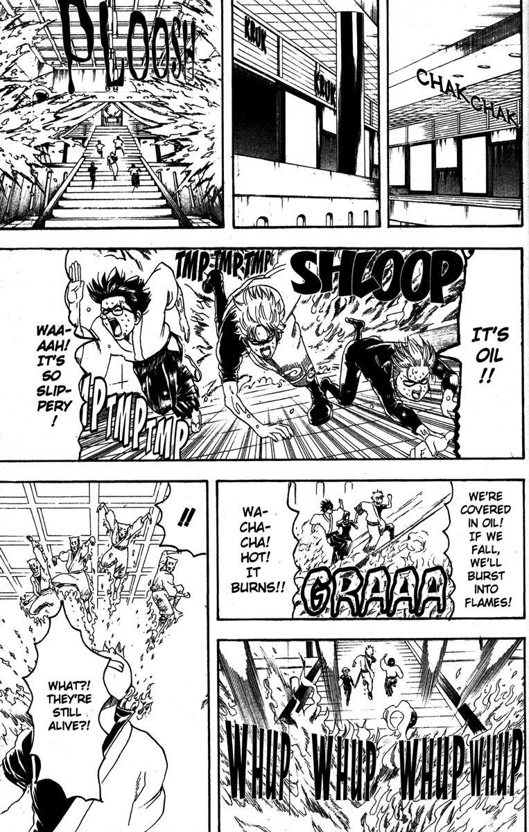 Gintama Chapter, 137 image 009