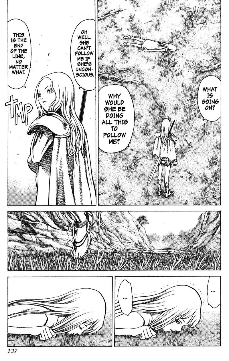 Claymore, Chapter 14 image 008