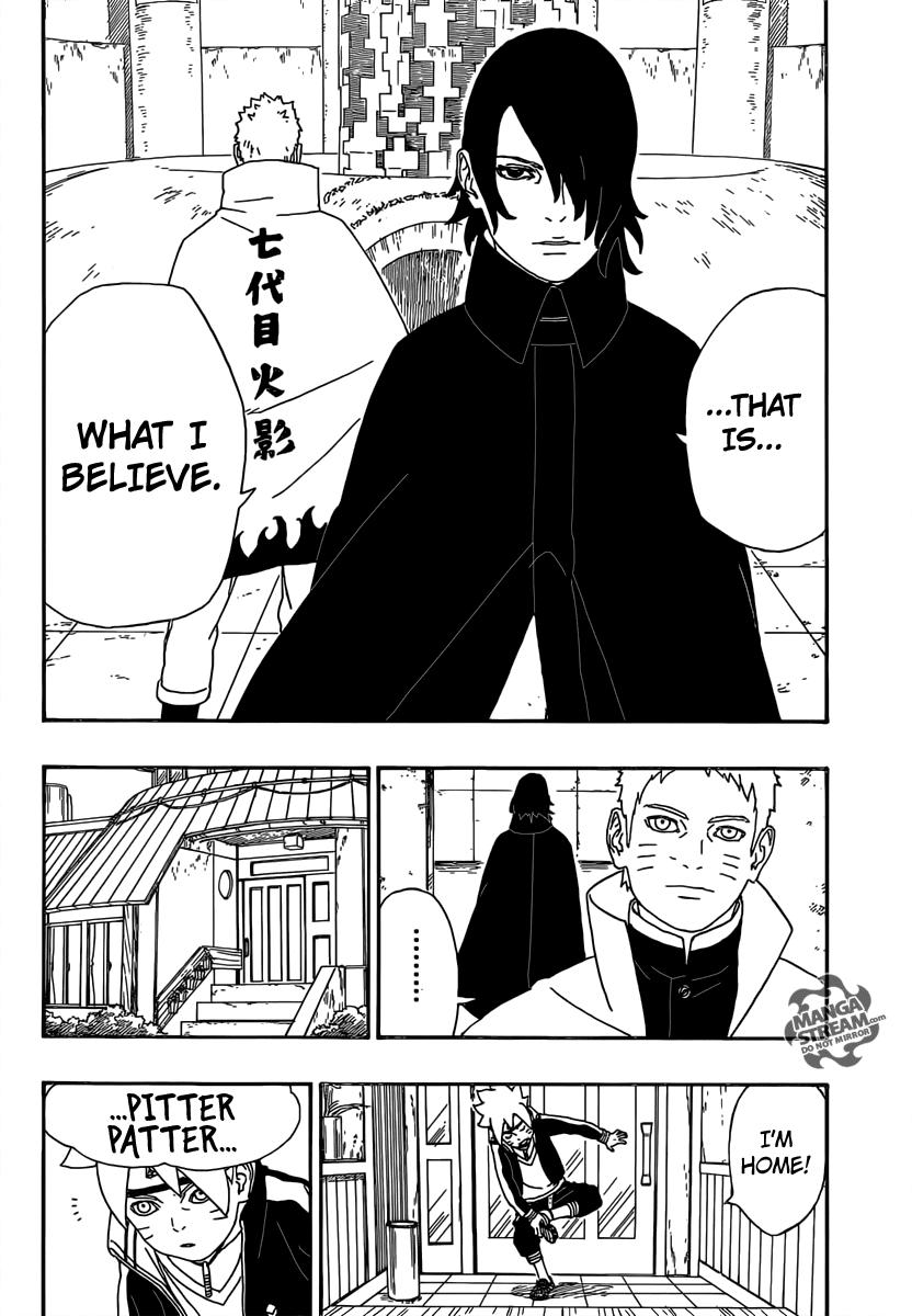 Boruto Manga, Chapter 4 image 011