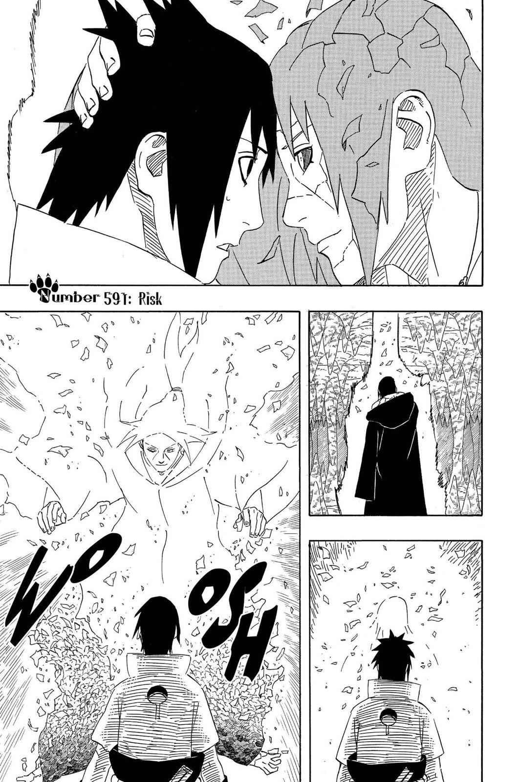 Naruto, Chapter 591 image 001