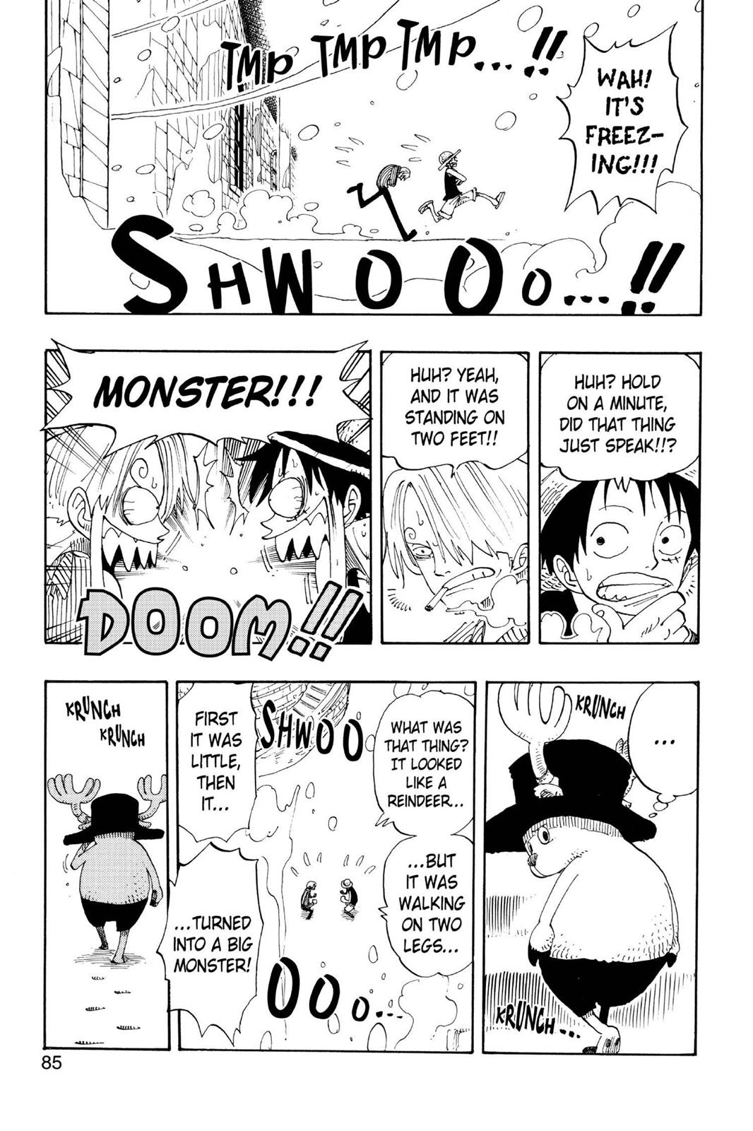 One Piece, Chapter 140 image 018